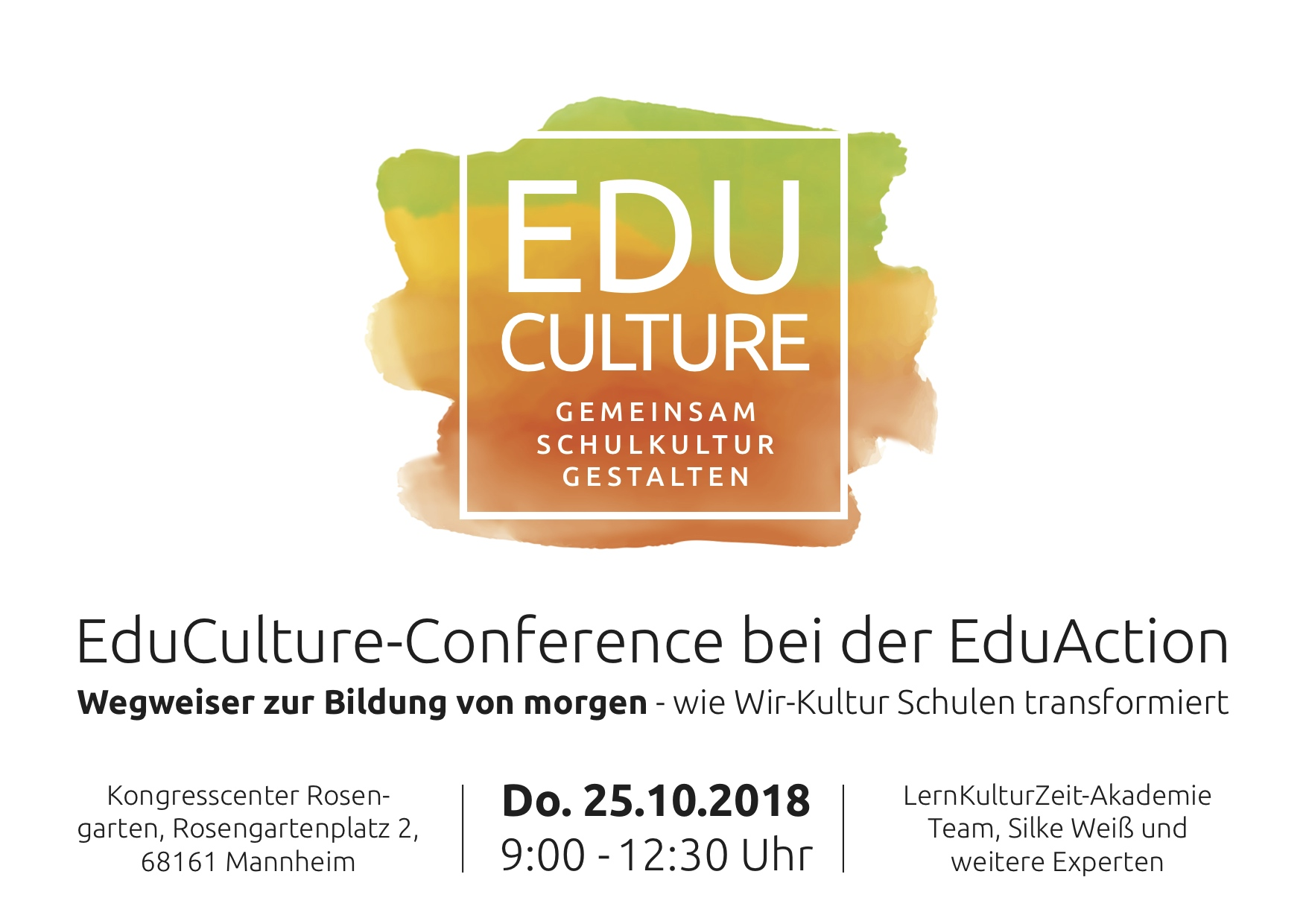 EduCulture Conference