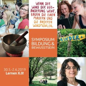 Bilder des Symposiums 2018 als Flyer